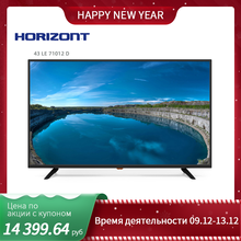 Телевизор Horizont Smart TV 43 LE71012D FULL HD()