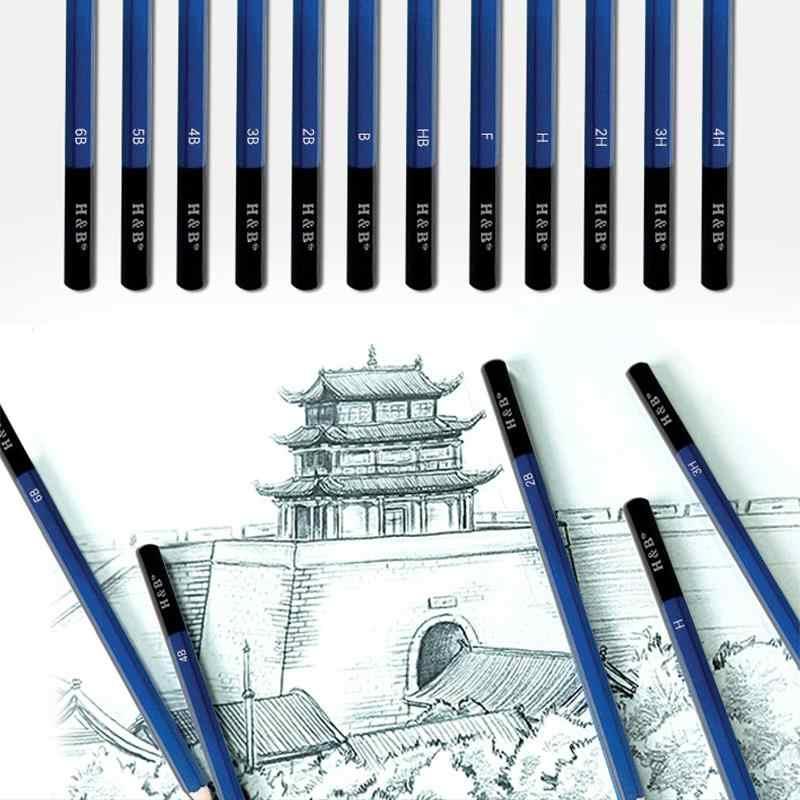 أقلام رصاص رسم