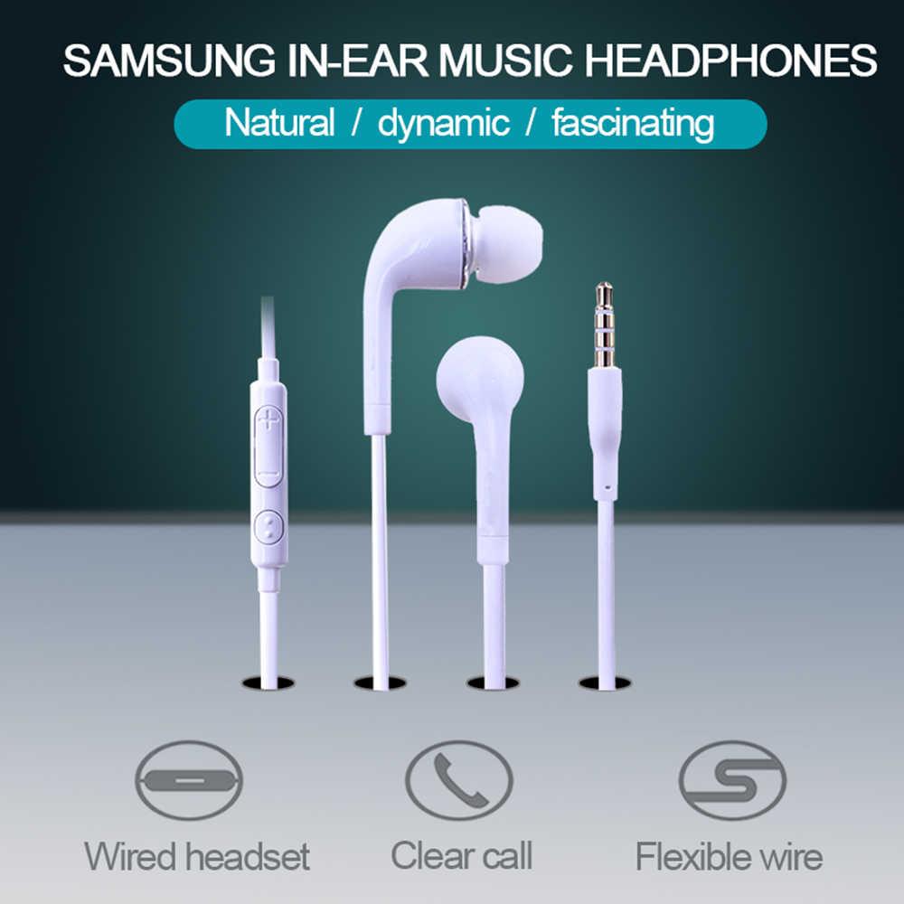 Nuovo Android Del Telefono Mobile Auricolare Con Cavo Auricolare In-Ear Samsung S4 Auricolare 3.5 MILLIMETRI Auricolare In-Ear Auricolare 1M