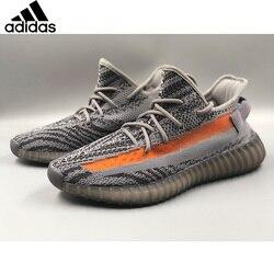 Adidas Originals, Yeezy Boost 350 V2, zapatos para correr para hombre, zapatos deportivos Yeezreel para mujer, calzado deportivo cómodo