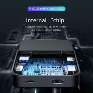 Image 5 - 新しい usb タイプ c ハブドッキングサムスンギャラクシー S10 S9 dex パッドステーション USB C hdmi ドック電源アダプタ huawei 社 P30 P20 プロ