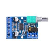 DY-AP3015 DC 8-24V 30W x 2 Class D Dual Channel Digital Amplifier Board  High Power Stereo with Adjustable Volume Potentiometer