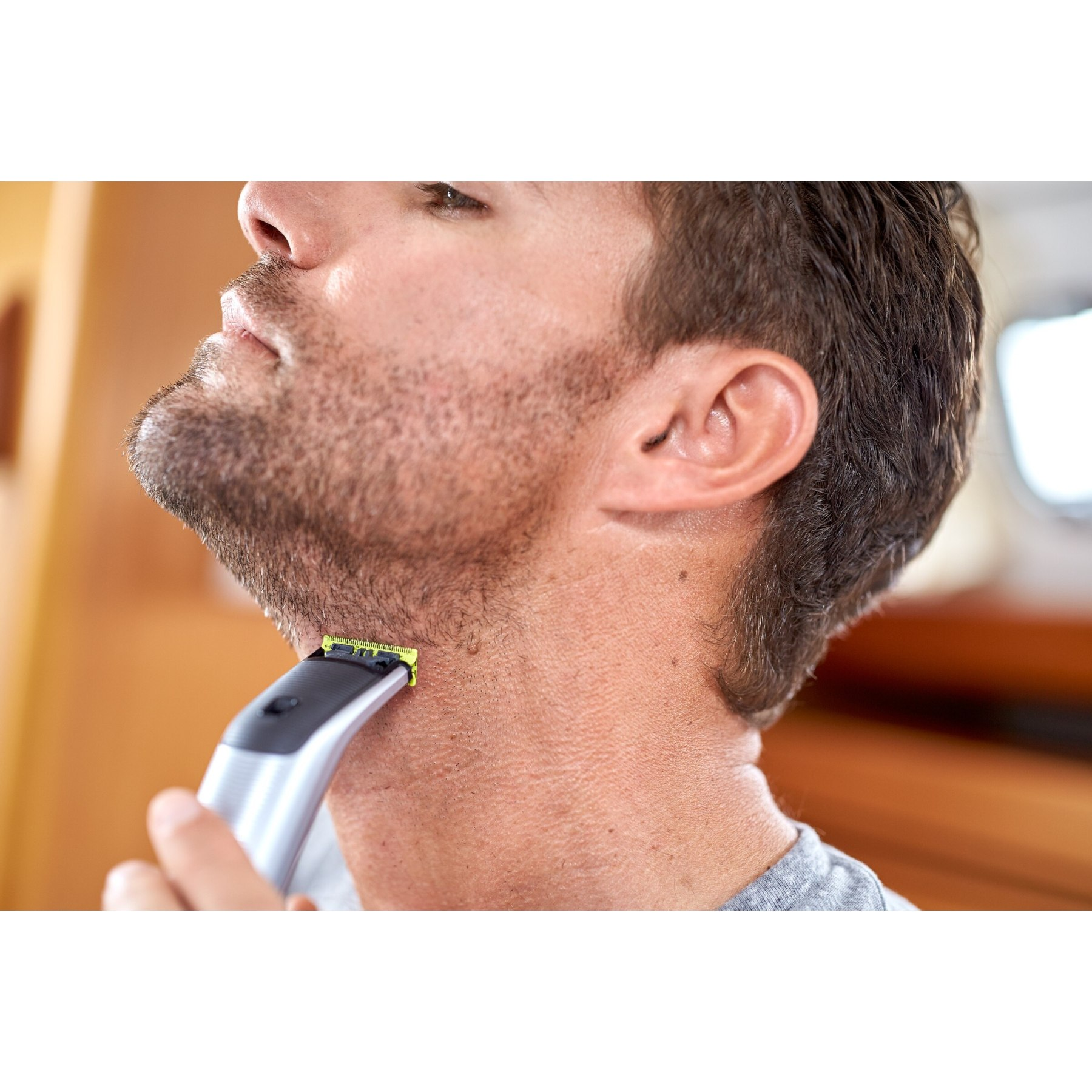 Philips OneBlade QP6520/20 beard trimmer, Trimmer, profiler and shave-4