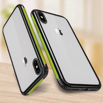 iPhone Xs Max Transparent Soft Case
