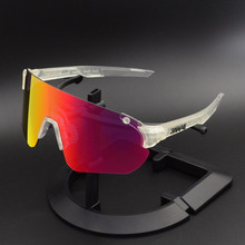 New Cycling Glasses Sports Men Sunglasses Road Mountain Bike