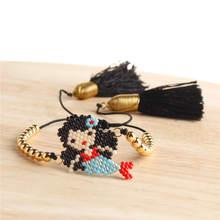 Shinus Perles MIYUKI Bracelet Mermaid For Women Pulseras Mujer 2019 Beach Jewelry Miyuki Design Bileklik Beautiful 19