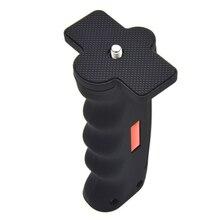 ABS Противоскользящий с 1/4 винтом для DSLR длинная ручка легкая Монтажная платформа Ручка Портативный прочный для SLR Handhold широкая платформа