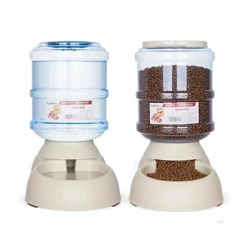 Plastik otomatik kedi otomatik besleyici Pet içme çeşmesi su sebili Filtre Bebedero Para Gatos ücretsiz kargo GG50ws