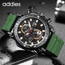 Top Brand Men Watches Fashion Sport Silicone Watch