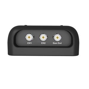 Image 4 - Hantek osciloscópio digital 4 em 1 2D82, de 2 canais, com multímetro + diagnóstico automotivo + gerador de forma de onda