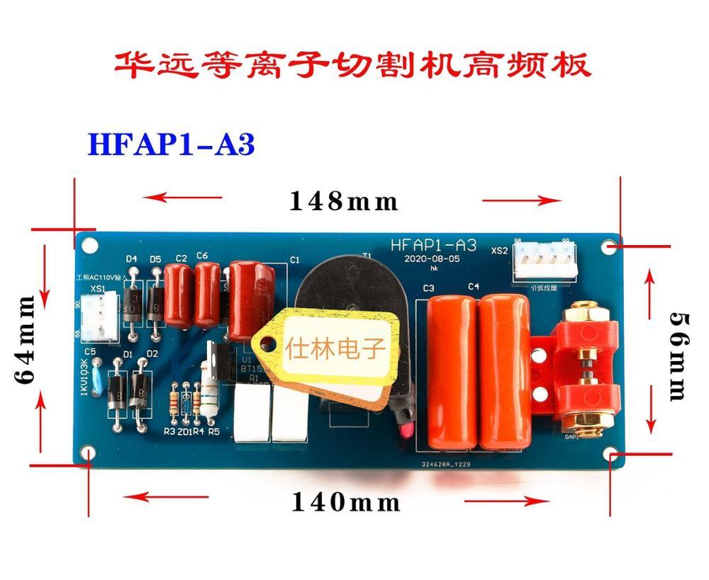 Hua Yuan Plasma Cutter LGK-63 100 120 200 PCB Board HFAPI-A3