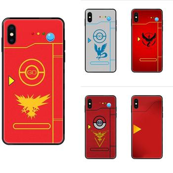 Pokedex Alt Soft Silicone TPU Black Best Cases For Huawei Honor 20 20I 20S 10 10I 6A 7A 7X 8C 8X 9 9A 9I 9X Lite Pro image