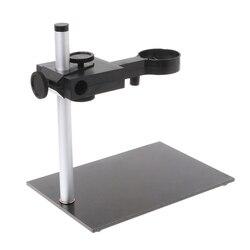 Titular Microscópio Digital USB Universal Suporte Suporte Suporte de Ajustar para cima e para baixo 94PC