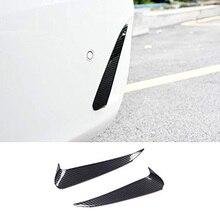 Задний бампер спойлер вентиляционное отверстие Выход Накладка аксессуары автомобильный Стайлинг для Mercedes Benz E Class E Coupe C238