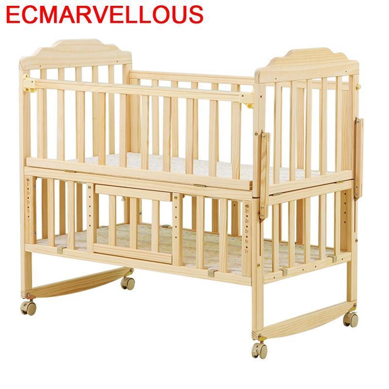 Dzieciece Girl Children's Infantil Menino Child Cameretta Bambini Cama Individual Wooden Chambre Lit Enfant Kinderbett Kid Bed