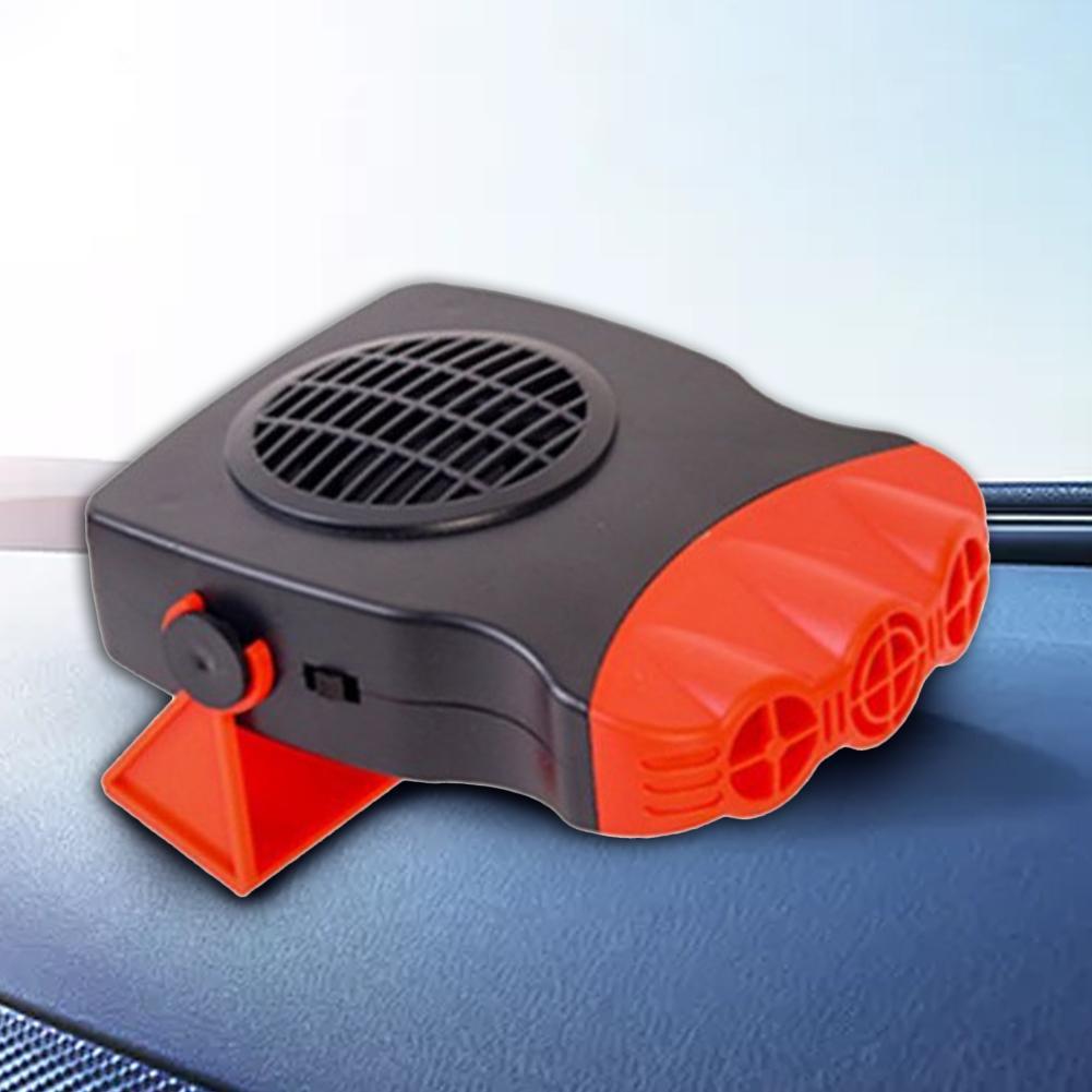 12v Heater car defogger Windshield defroster 150W Rapid Heating Cooling Fan for Truck Car
