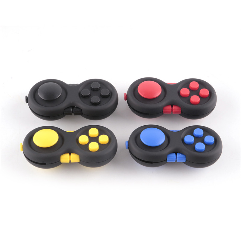 Decompression Handle Puzzles Magic Pad Fidget Hand Shank Anti-stress Toy Focus Keep To Kid Toy For Adult Anti Stress Squeeze Toy