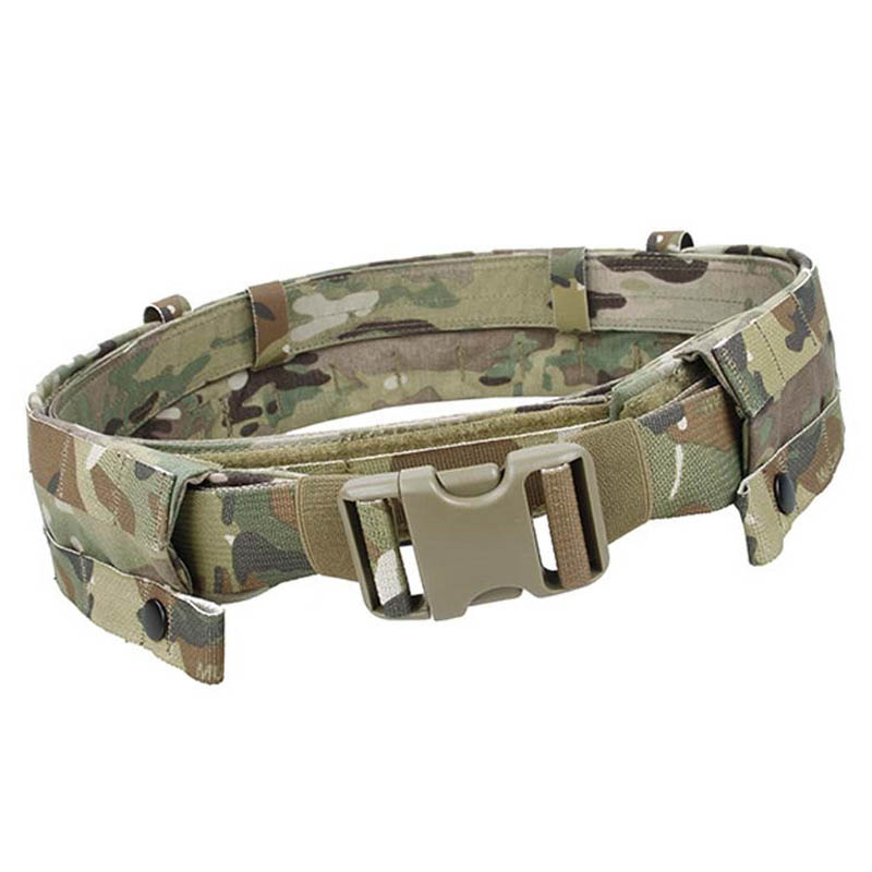 """2/"""" Tactical Military Airsoft Hunting 1000D Combat Nylon Duty Belt for BDU Pants"""