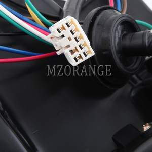 Image 4 - MZORANGE 1 Pair Tail Light For Chevrolet Captiva 2008 2009 2010 2011 2012 2013 2014 2015 Rear Signal Taillight Car Styling