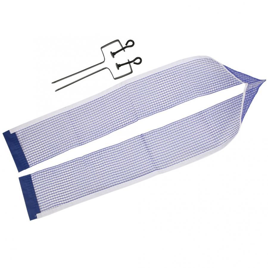 180x15cm Durable Nylon Ping Pong Table Net Table Tennis Net Replacement Mesh
