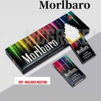 Morlvaro-cigarrillo sin nicotina, cigarro Fumar hierba verde, té, cigarrillo grueso para dejar de fumar, 100%, sin tabaco, 100% nicotina