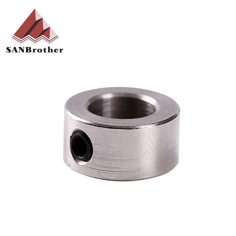 Openbuilds Lock Kragen T8 Blei Schraube Schloss Schraube Lock Ring Lock Block Isolation Spalte 5mm/6mm/8mm für 3D Drucker CNC