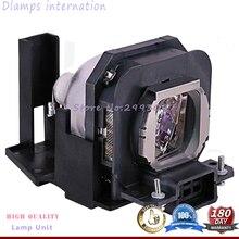 Yeni ET LAX100 yedek projektör lamba ampulü Panasonic PT AX200U PT AX100 PT AX100E PT AX100U PT AX200 PT AX200E TH AX100