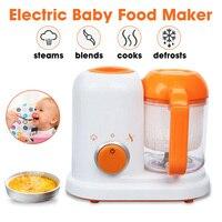 Hot Baby Feeding Food Maker Electric Toddler Blenders Steamer Processor BPA Free Food Graded PP EU Plug Infant Fruit Vegetable M