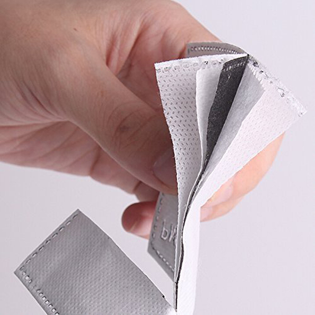 10Pcs/Lot 5 Layers Activated Carbon Filter Insert Protective Filter Media Insert for mouth Mask 5