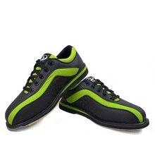 Женская обувь для боулинга из мягкой кожи; Легкие Нескользящие кроссовки для тренировок; женская обувь для занятий спортом; обувь для боулинга; AA11039