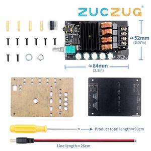 Image 5 - HIFI 100WX2 TPA3116 Bluetooth 5.0 High Power Digital Amplifier Stereo Board AMP Amplificador Home Theater