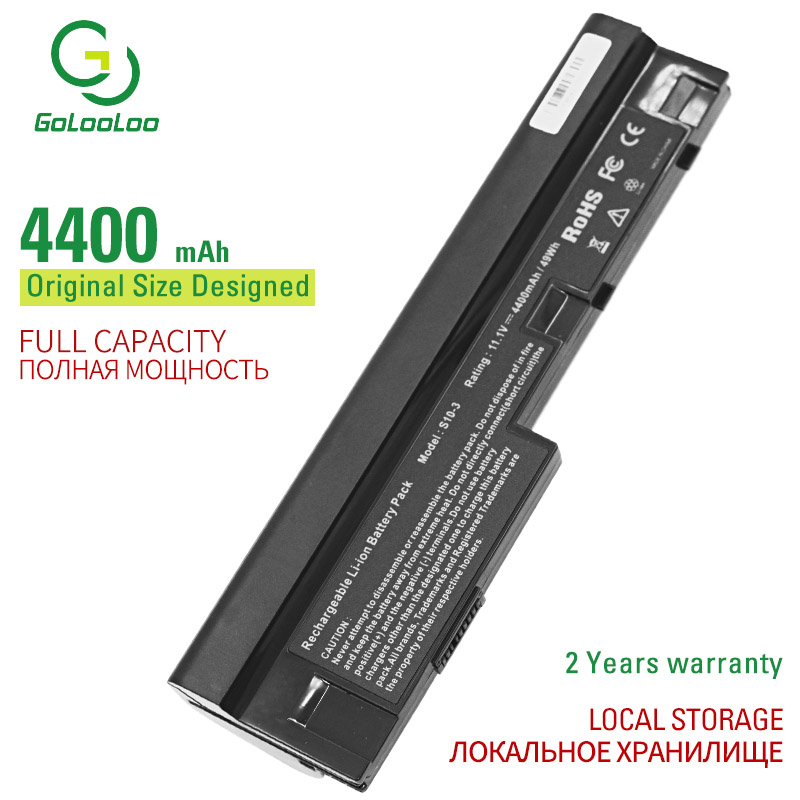 Golooloo 6 Cells Laptop Battery For Lenovo 57Y6632 57Y6633 57Y6634 L09C3Z14 L09C6Y14 L09M3Z14 L09M6Y14 L09M6Z14 L09S3Z14