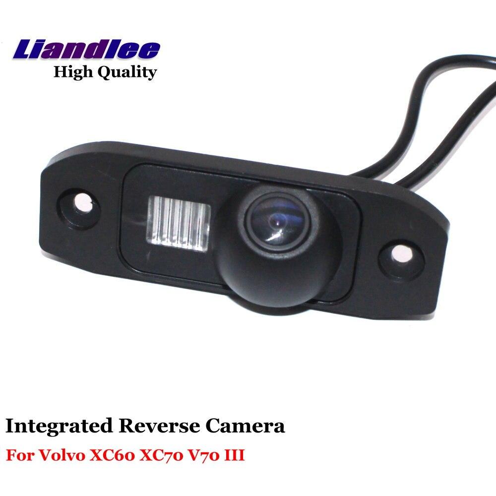 Автомобильная камера заднего вида для Volvo XC60 XC70 V70 III 2010-2020 2017 2018 2019 Full HD CCD SONY аксессуары