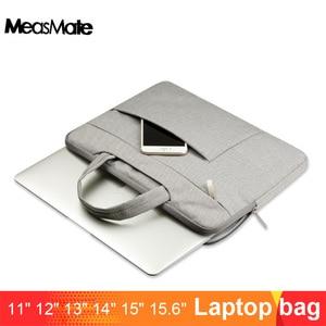 Image 5 - ラップトップの Macbook Air 13 ケースナイロンラップトップケース 15.6 11 14 15 インチ男性の女性ジッパーユニセックスバックパック