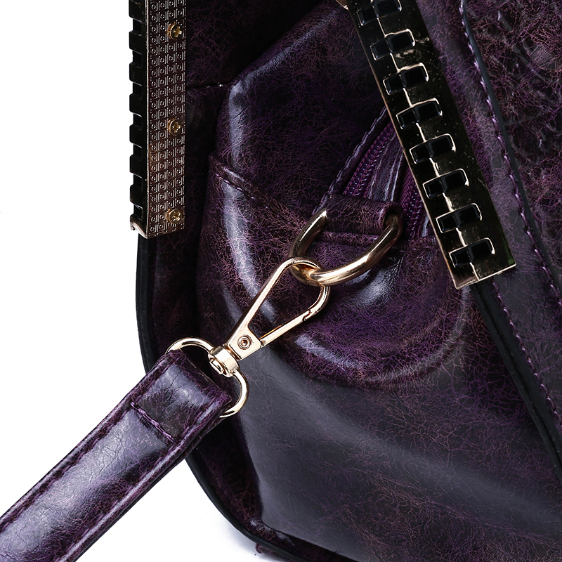 designer moda crocodilo padrão ombro saco das