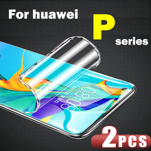 For Huawei p40 lite screen protector p smart 2021 2019 p30 pro p20 nova 5t psmart p40lite p40pro p30lite lit soft flim light