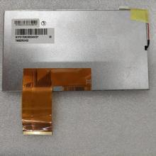 6.2 inch 60 pin LCD screen TM062RDH02 TM062RDH03 TM062RDS01 vehicle DVD navigation display
