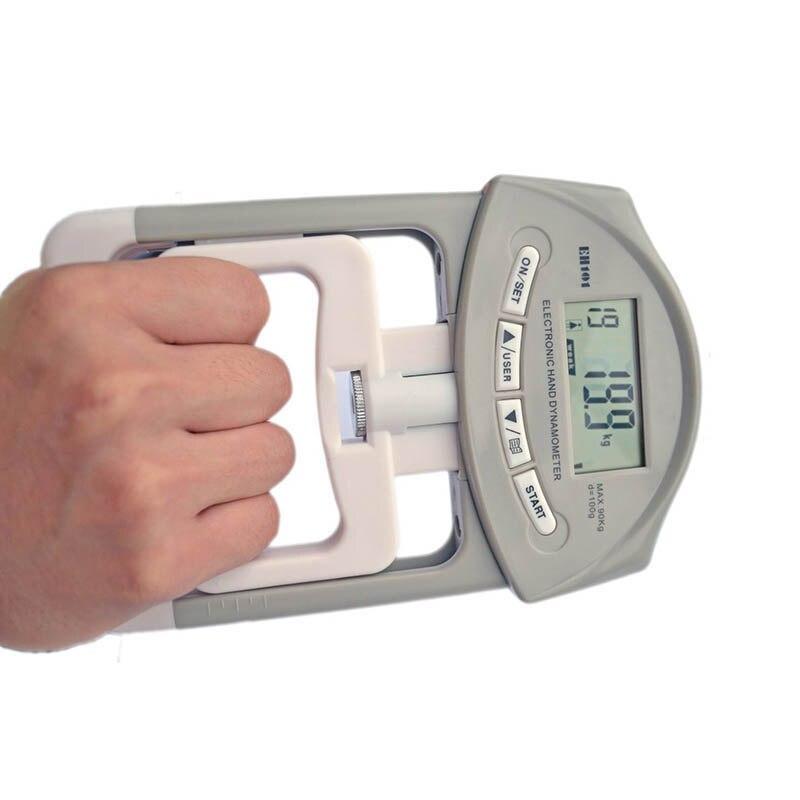 Dinamômetro eletrônico da mão de digitas 90