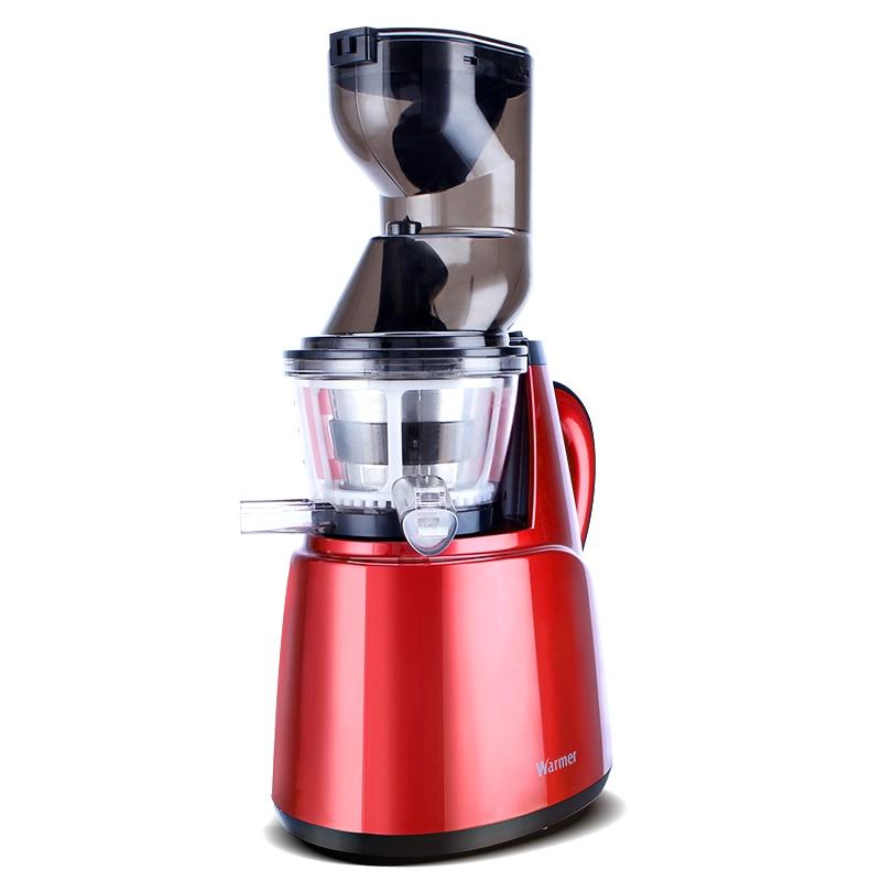 Juicer Juice Separation Large-caliber Juice Machine  Automatic Juicer Multi-functional Fruit and Vegetable Fried Juice Machine 2