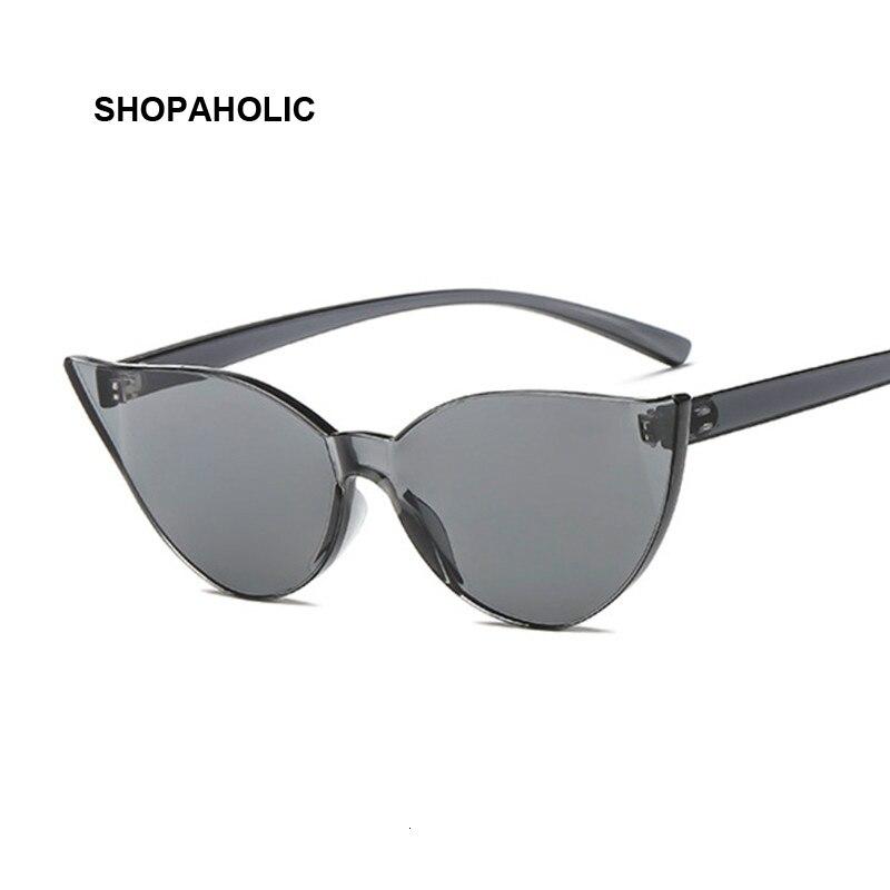 New Classic Cat Eye Women Sunglasses Vintage Luxury Plastic Brand Designer Sun Glasses Female UV400 Fashion