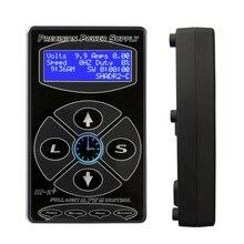 Nieuwe Hp-2 Digitale Lcd Tattoo Voeding Hurricane Rotary Tattoo Machine Tattoo Supplies Permarent Make-Up Tattoo Voeding