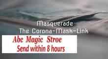 2020 a máscara de raphael macho-truques de magia