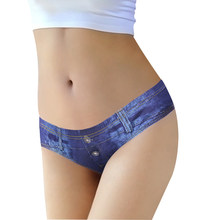 Sexy Vintage Mini Korte Jeans Shorts Vrouwen Blauw Lage Taille Jeans Booty Shorts Denim Korte Hot Party Jurken Club Bikini bodem(China)