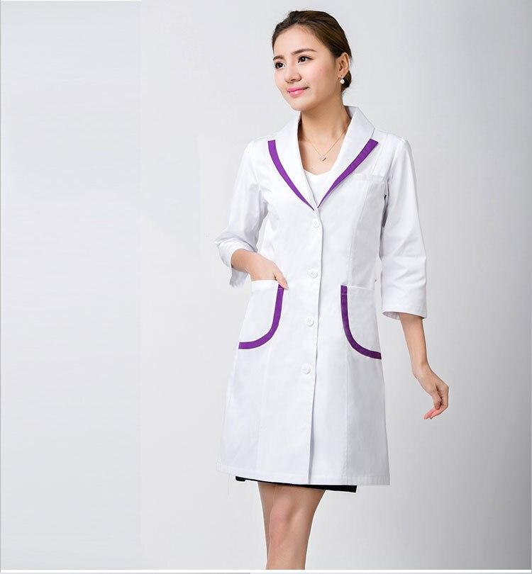 Женское однобортное платье с карманами, повседневное белое платье в Корейском стиле для офиса, на лето