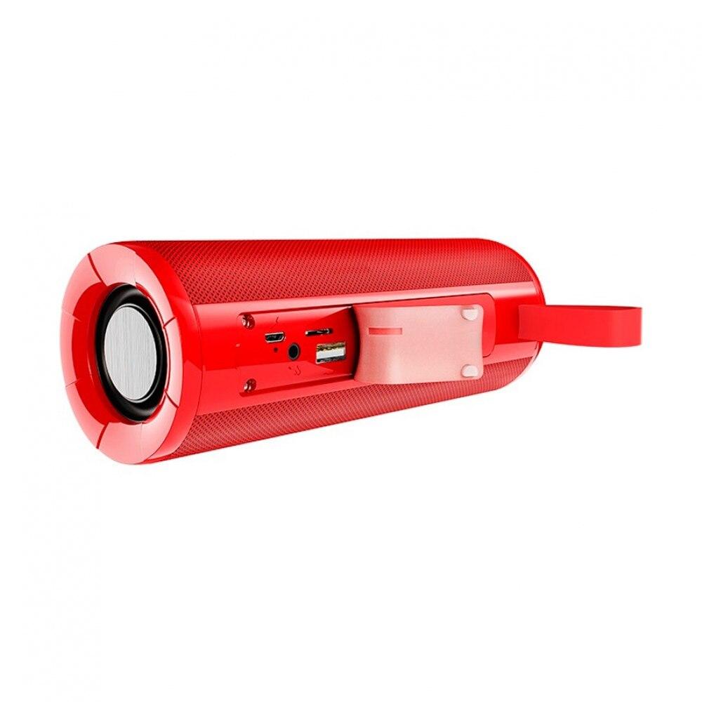 Altavoces Borofone 00-00009248 portátil Audio Bluetooth batería inalámbrica Altavoz portátil Bluetooth 4,0 de alta calidad, altavoz inalámbrico con soporte para tarjeta TF, USB, Radio FM, sonido grave estéreo, Subwoofer, altavoz para radiodifusión pública
