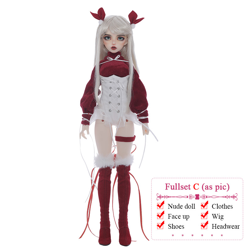 BJD Doll Miyn 1/4 Macaron Magic Ice Cream Girl Ball Jointed Doll Art Collection Toys MSD Size Chirstmas Gift Limited Doll 7