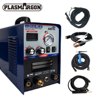 Plasma Cutter 3 in 1 50A Cutter 200A TIG/MMA WELDER Multifunction Welding Machine With Consumables 520TSC TIG CUT MMA 3 IN 1