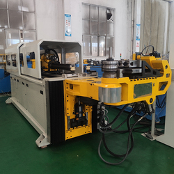 Pipe bending machine cnc automatic stainless steel tube bender with push function