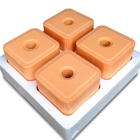 Licking bricks for livestock and animals salt cattle sheep feed