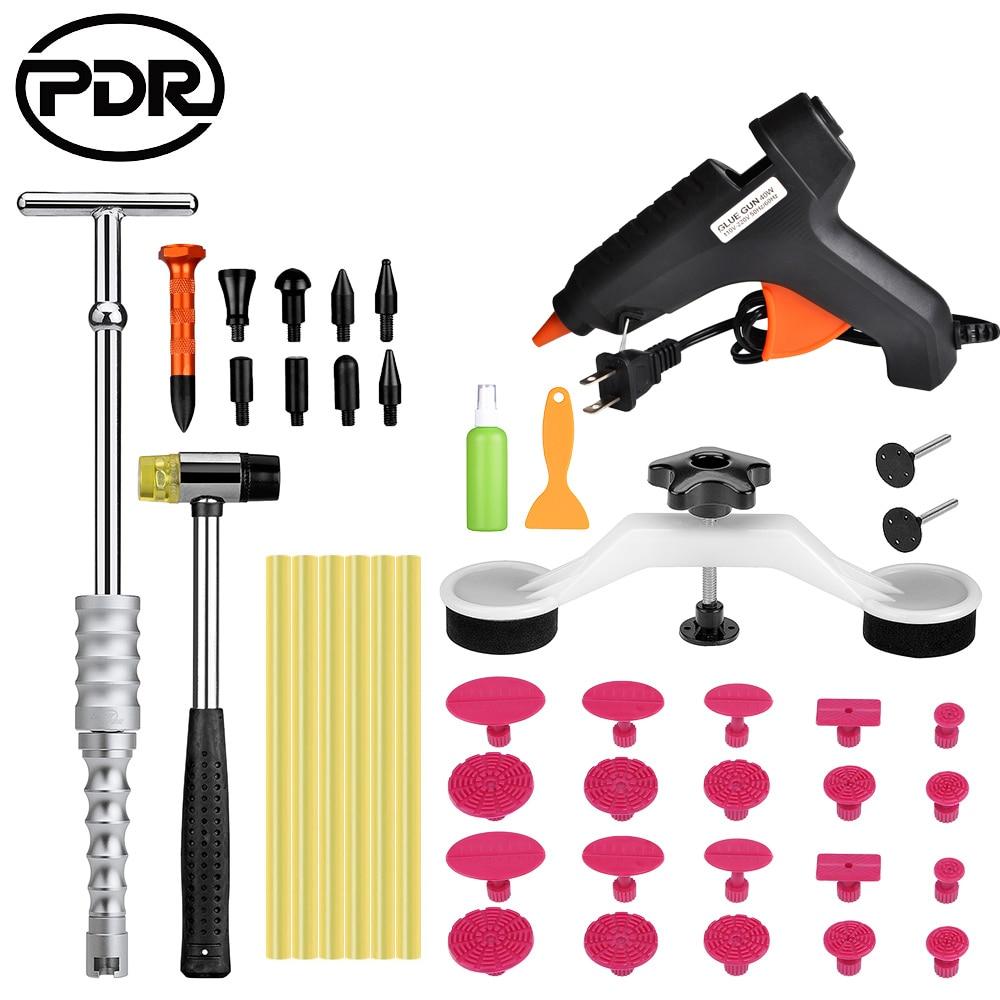 Herramientas PDR para eliminar abolladuras Juego de herramientas de - Juegos de herramientas - foto 1